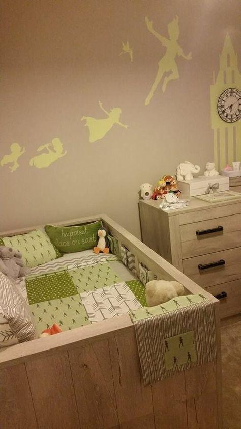 Peter Pan Inspired Nursery, A Great Gender Neutral Design! | Kinderzimmer  Jungen Wandgestaltung | Pinterest | Kinderzimmer, Babyzimmer Und  Wandgestaltung
