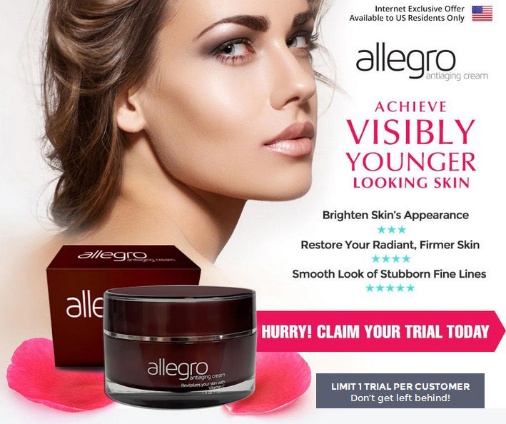 Allegro Anti Aging Cream Review A New Injection Free Solution