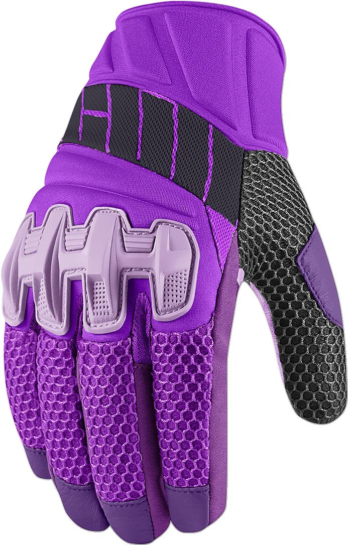 Overlord Glove Purple Part 014635 MSRP 46.95 Cdn