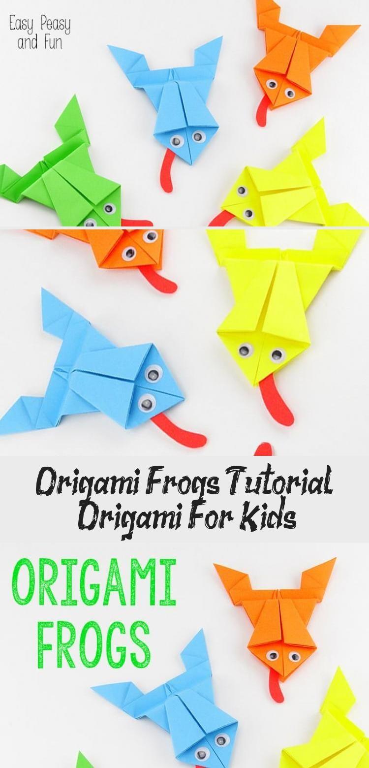 Origami Et Art Du Papier : origami, papier, Tutorial, Origami, Turtle