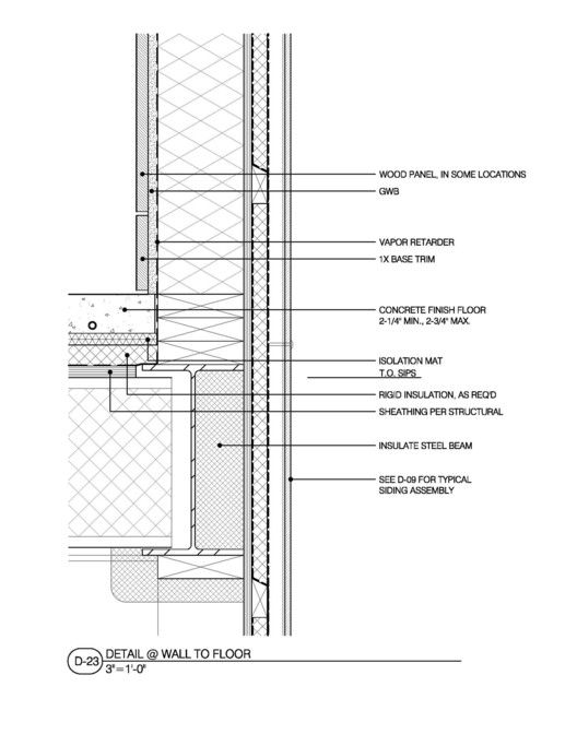 Gallery Of Golden View Residence Workshop Ad 23 In 2020 Construction Details Architecture Concrete Cladding Architecture Details