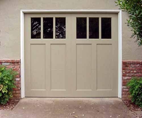 Northgate Garage Doors In San Rafael California.