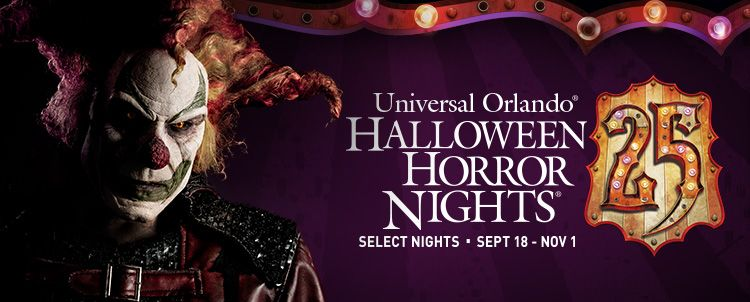 universal orlandos halloween horror nights 25 new haunted house will feature two of the most feared icons in horror film history a nightmare on elm - Halloween In Orlando Fl