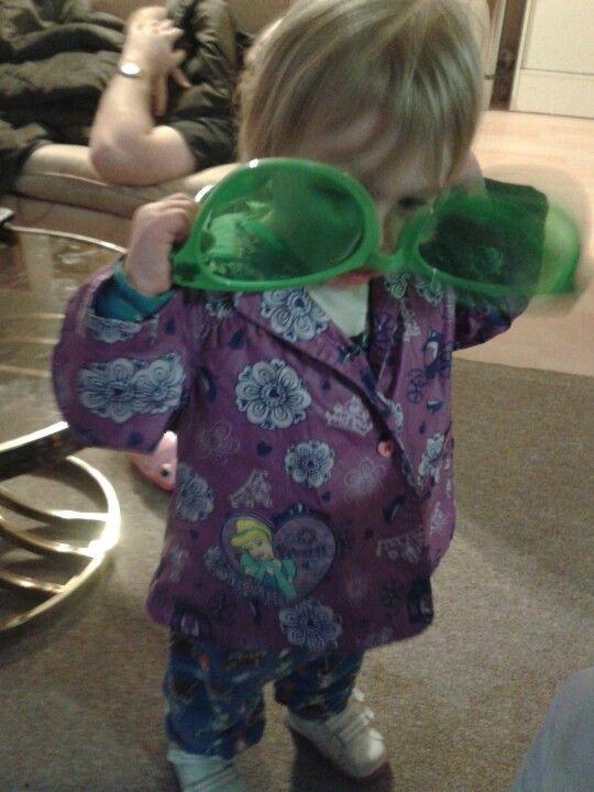 St pats glasses