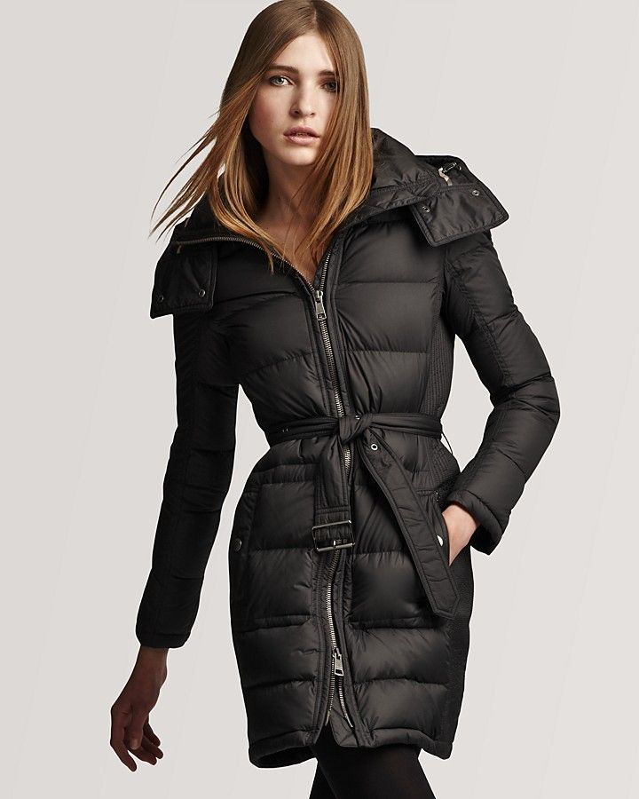 98b1c30d0 Burberry Metcalfe Puffer Coat on shopstyle.com | Style My Wardrobe ...