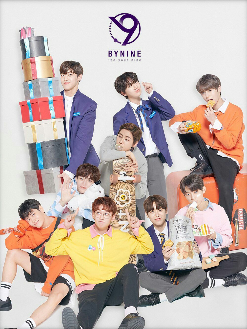 Elite Human Apartement X1 Ft By9 Boy Groups Produce Produce Stand