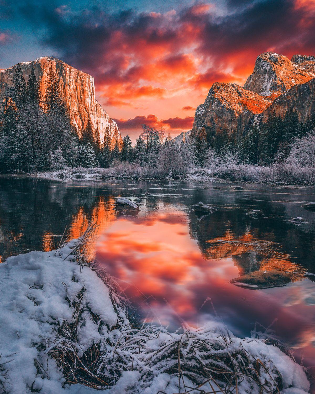 Yosemite National Park Nature Photography Nature Landscape Photography
