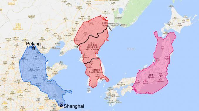 Turku - Utsjoki vs. Peking Shanghai - About the same distance but the density of population... well, not the same | Kuinka suuri Suomi on ja muita karttojen kummallisuuksia | Tiedetuubi
