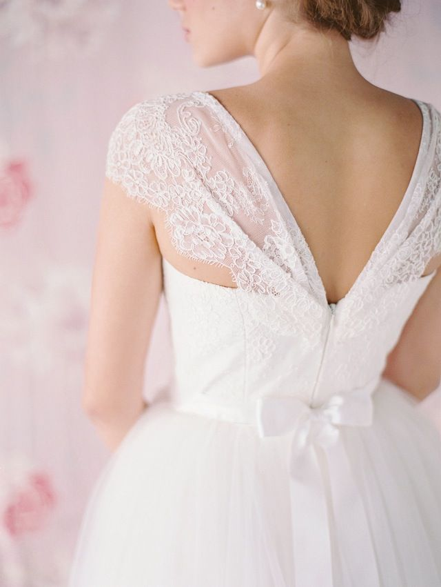 jennifer gifford wedding dress for spring / summer 2015   Romantic ...