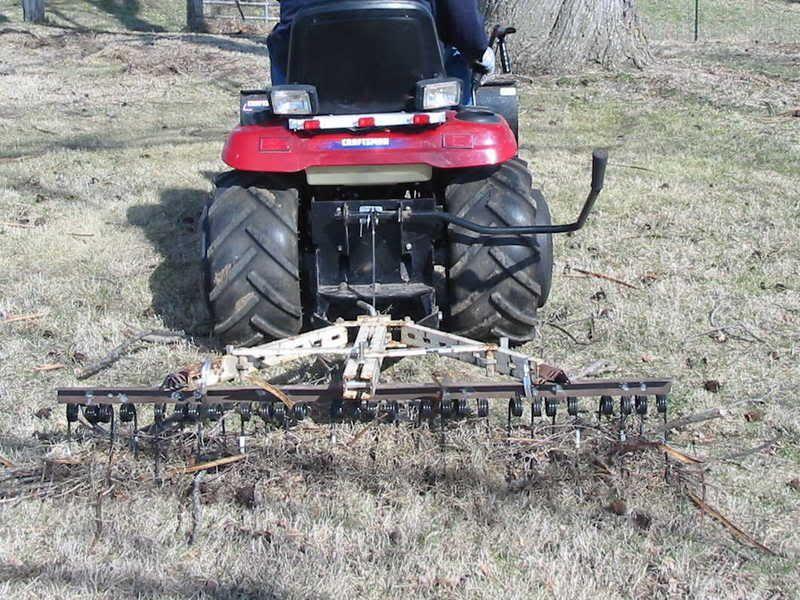 Pull Behind Rakes Tractors Tyres2c