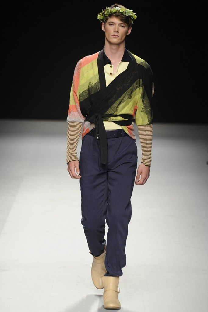 Vivienne Westwood Mens RTW Spring 2015   Vivienne