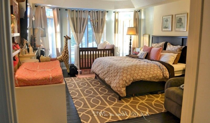 Best How To Combine Master Bedroom And Nursery Master Bedroom 640 x 480
