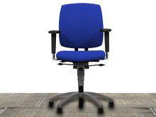 Gebruikte drabert entrada de bureaustoel is nieuw blauw