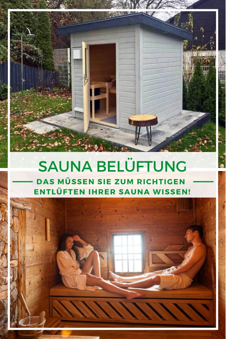 Sauna Zuhause Sauna Beluftung Das Mussen Sie Zum Richtigen Entluften Ihrer Sauna Wissen Sauna Sauna Selbst Bauen Gartenhaus Mit Sauna