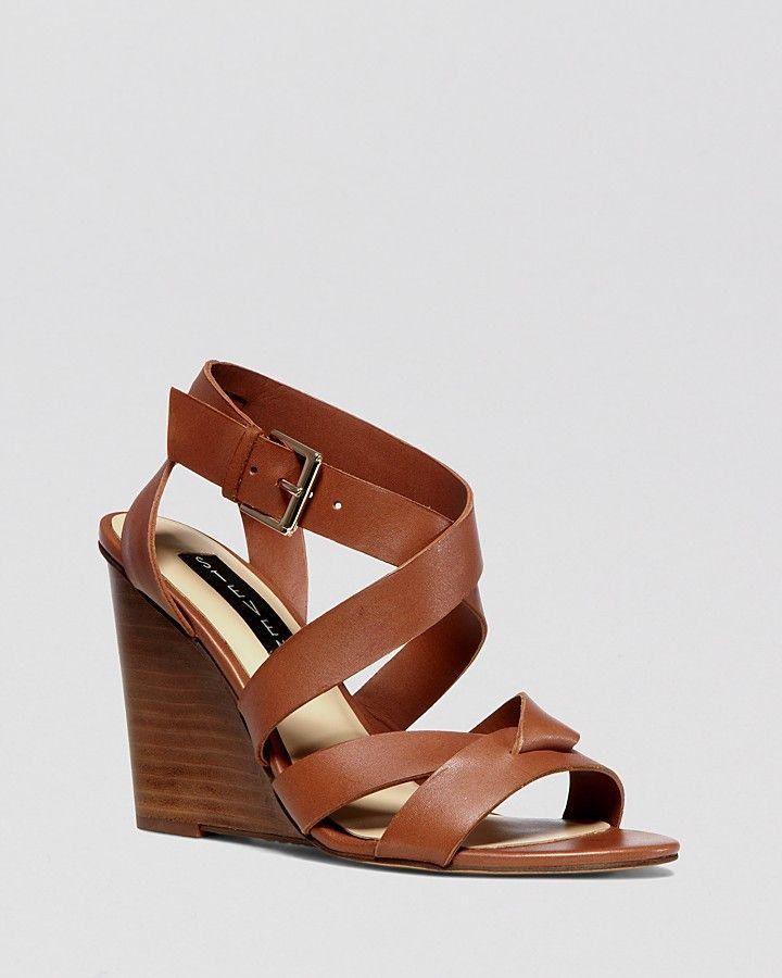 cb28a44bd1 Steve Madden Open Toe Wedge Sandals - Mariia Midori on shopstyle.co ...
