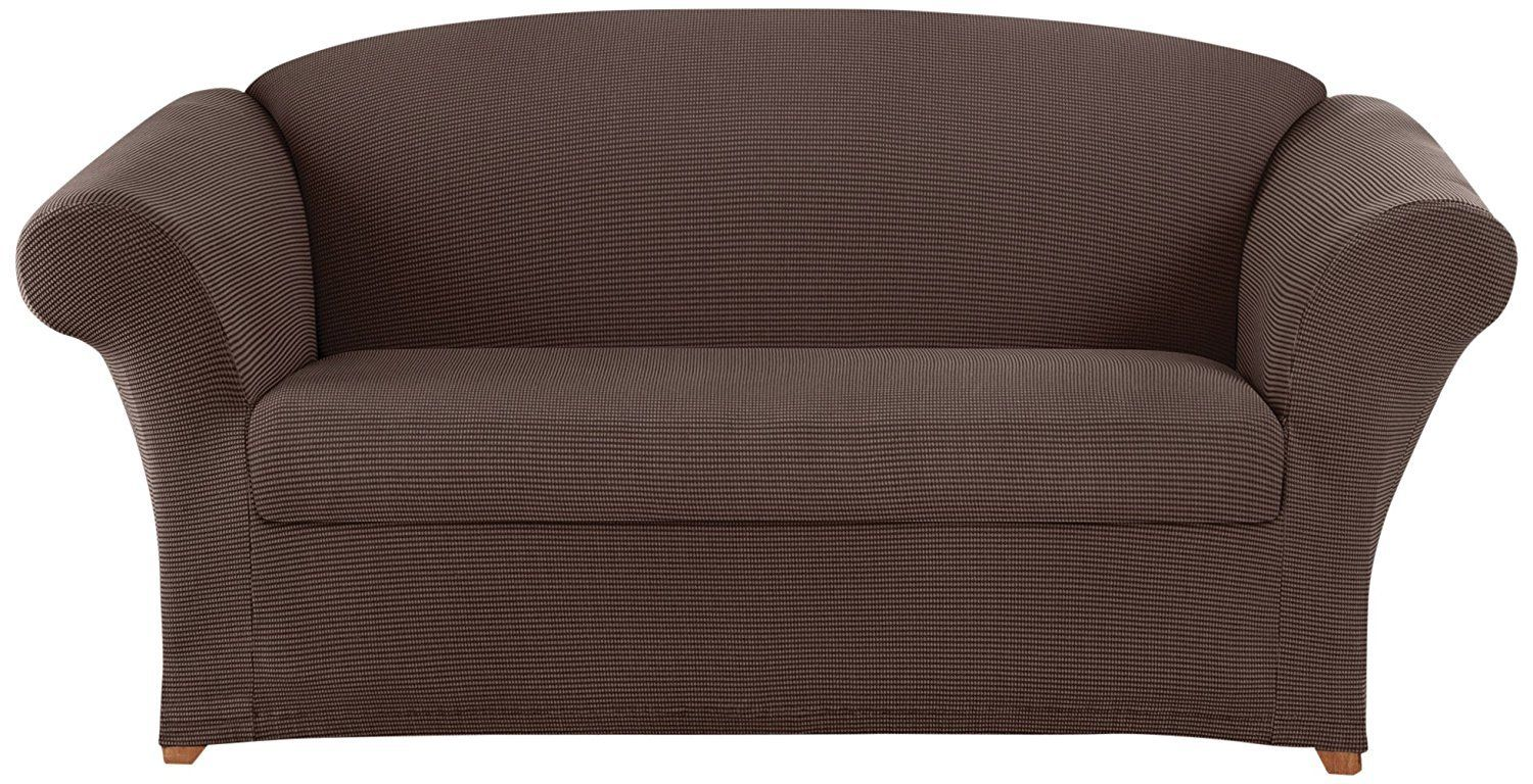 You ought to buy Box Cushion Loveseat Slipcover