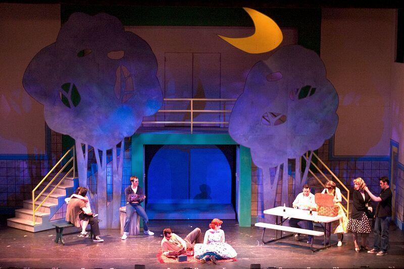 FCLO Music Theatre Act I Scene 7