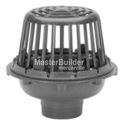 Zurn Z121 12 Diameter Cast Iron Roof Drain Assembly Roof Drain Cast Iron Installation Instructions
