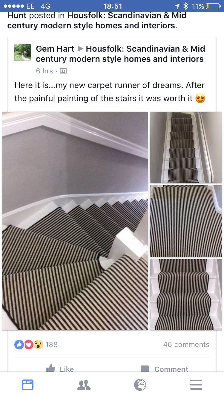 Best Stairs Scandinavian Mid Century Modern Modern Style 400 x 300