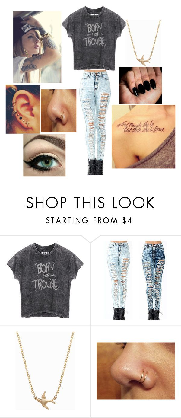 """""""Untitled #155"""" by agcotton ❤ liked on Polyvore featuring Minnie Grace and Forum"""
