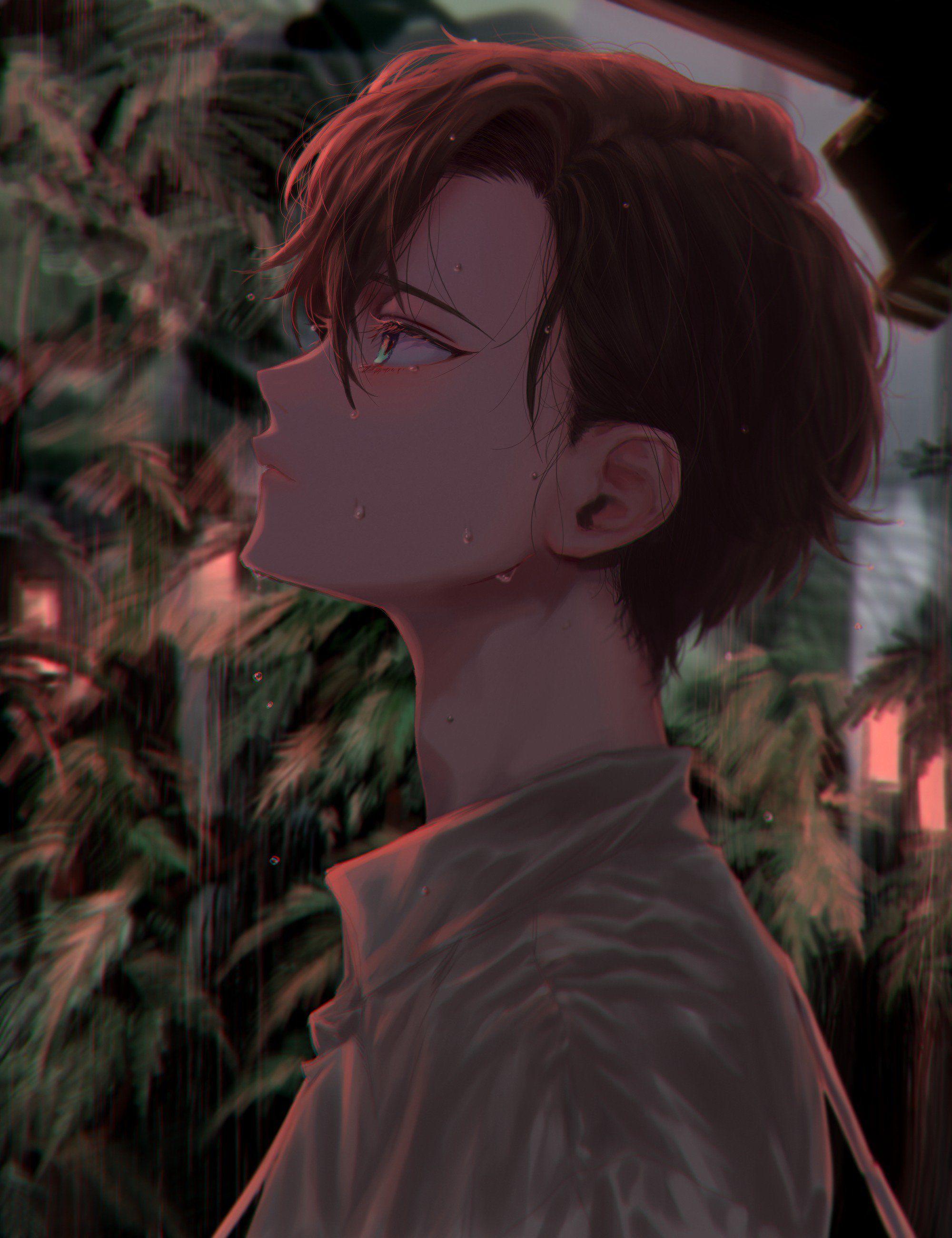Pin By Qeilla On Moon Anime Drawings Boy Cute Anime Boy Anime Boy