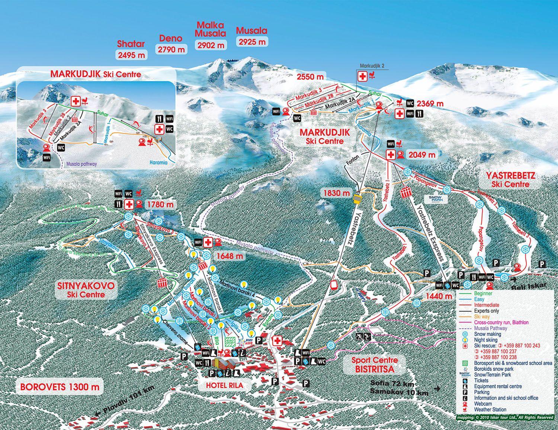 Bansko Vs Borovets Best Ski Resorts Bansko Ski Destination