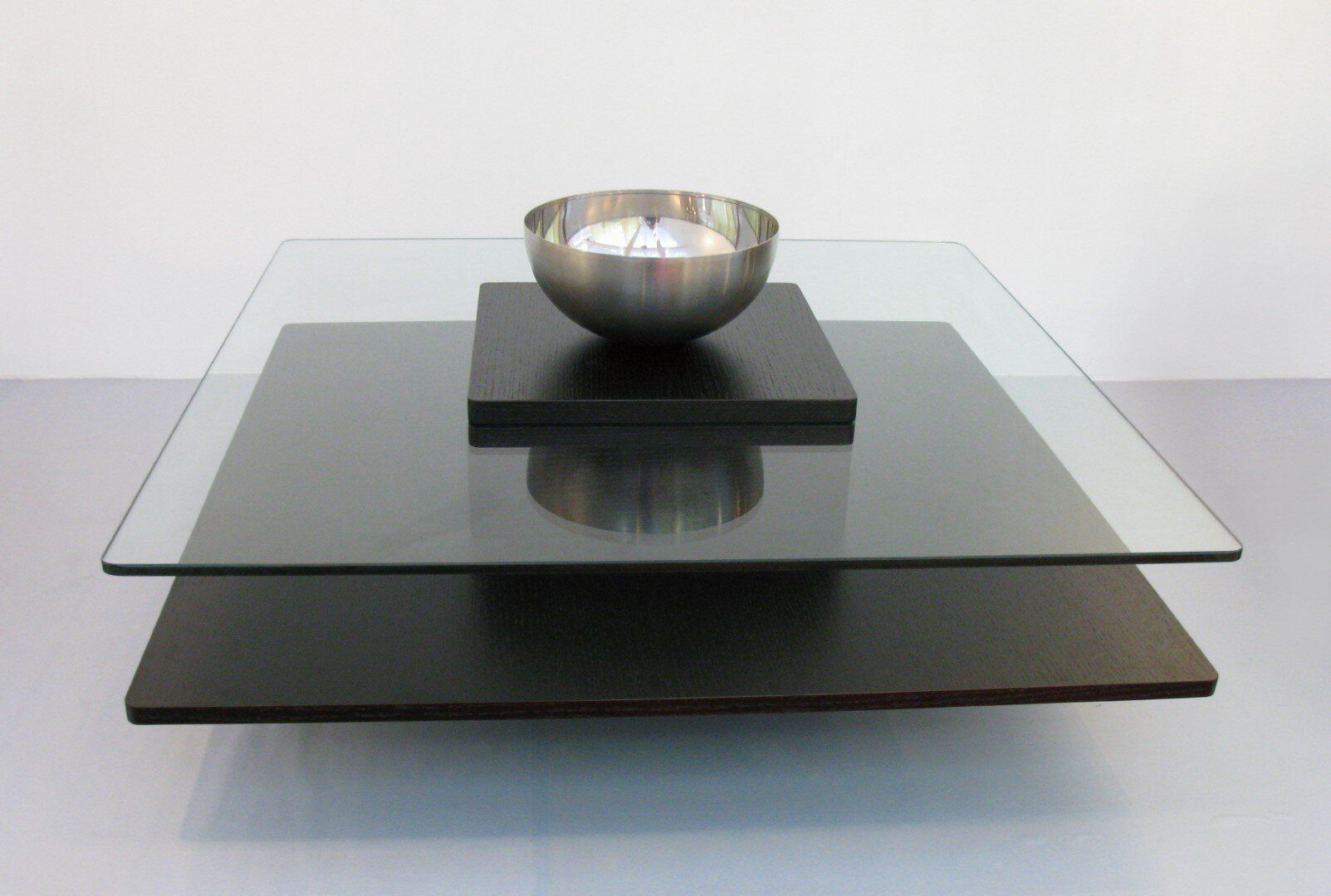 Revere Coffee Table Glass Coffee Table Square Glass Coffee Table Modern Glass Coffee Table [ 1080 x 1603 Pixel ]