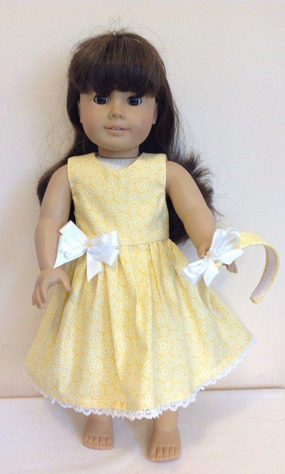American Girl Doll Clothes American Girl Doll by SewSweetbyGim