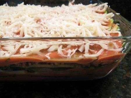La parmigiana di zucchine è una variante della famosa ...