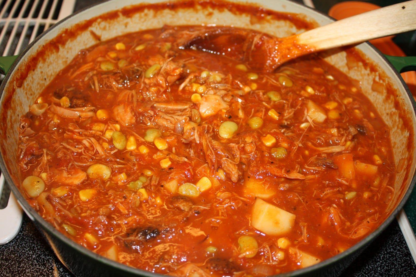 Chicken Brunswick Stew Yum O Soups Stew Brunswick Stew Soup