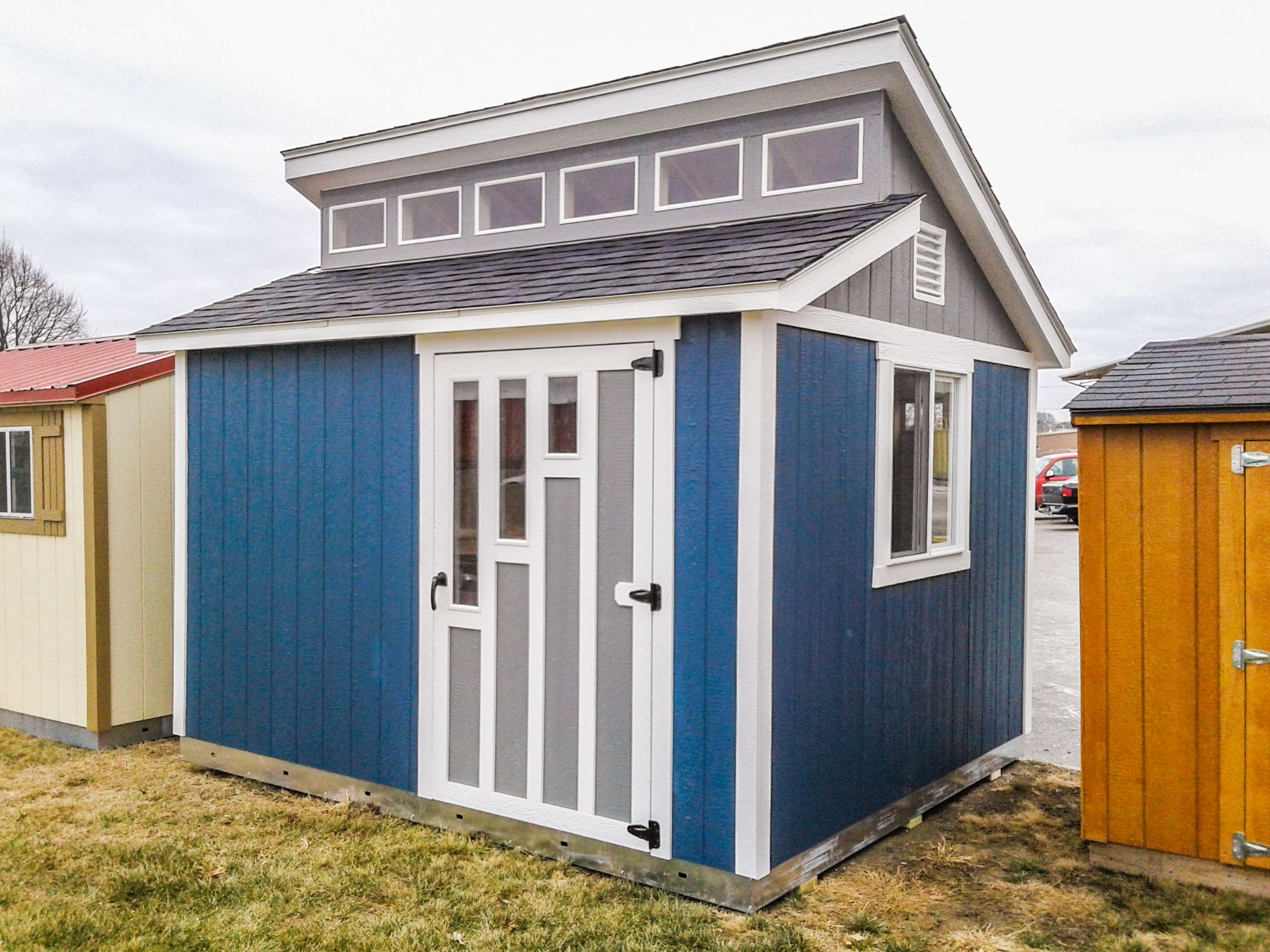 Introducing Our Newest Options Tuff Shed Shed Construction Shed Homes Tuff Shed