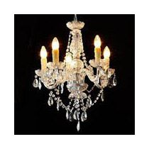 5 light acrylic italian style chandelier lighting pinterest 5 light acrylic italian style chandelier aloadofball Choice Image