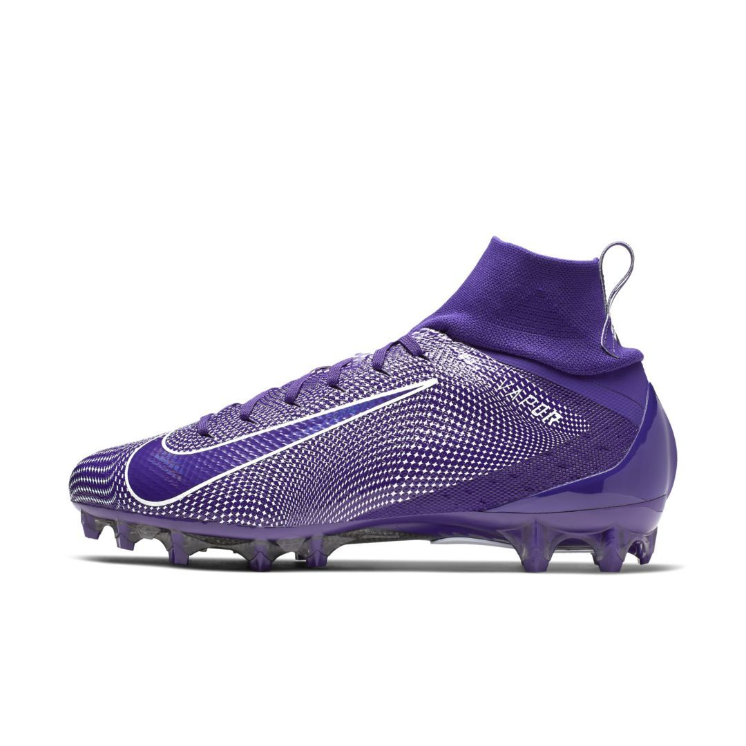 Nike Vapor Untouchable 3 Pro Football Cleat Size 11 5 Court Purple Football Cleats Nike Vapor Cleats