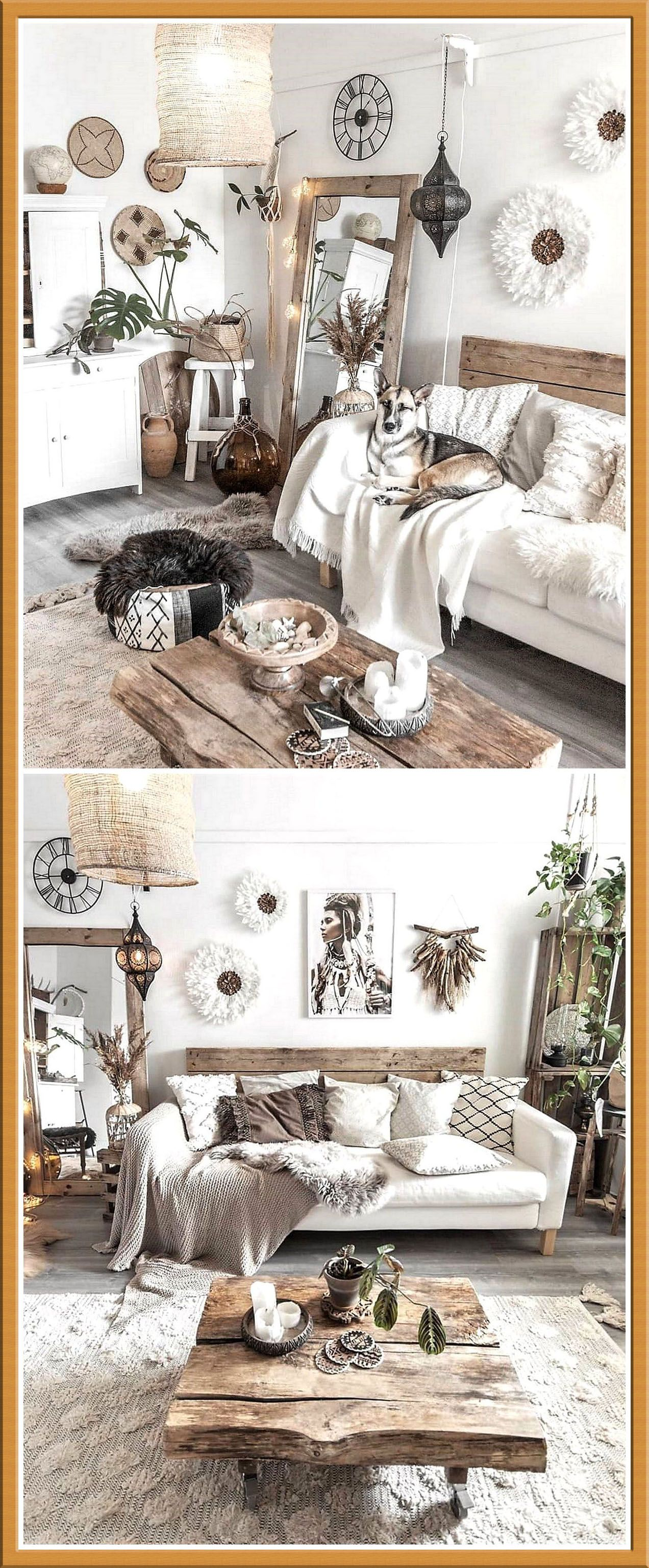 The Secret of Bohemian Homedecor