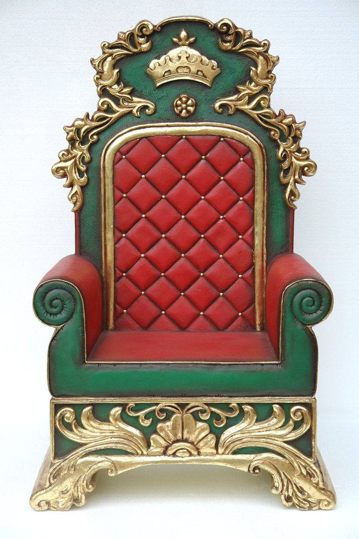Throne Photo Picture Definition At Photo Dictionary Throne Word And Phrase Defined By Its Image In Jpg Jpeg In Eng Christmas Chair Throne Chair Santa Claus