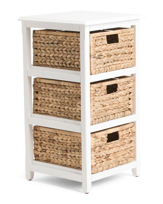 Seabrook+3+Drawer+Storage+Unit