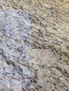 Client's Kitchen Granite