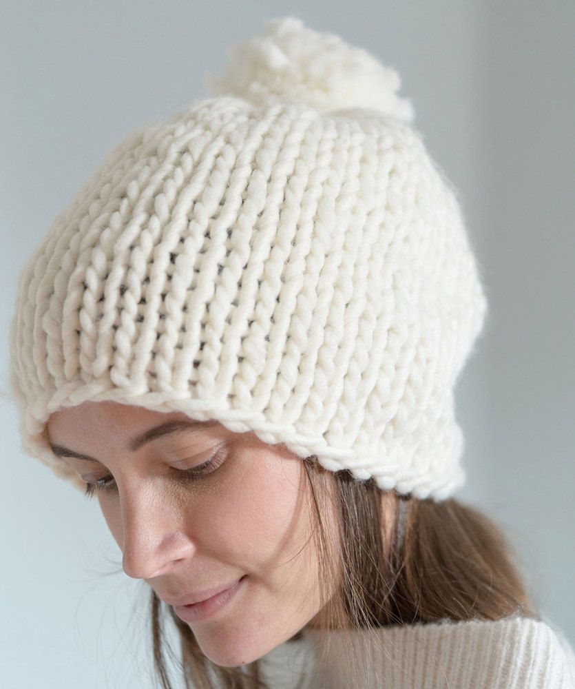 Free Knitting Pattern For A Latte Classico Hat Knitting Knitting