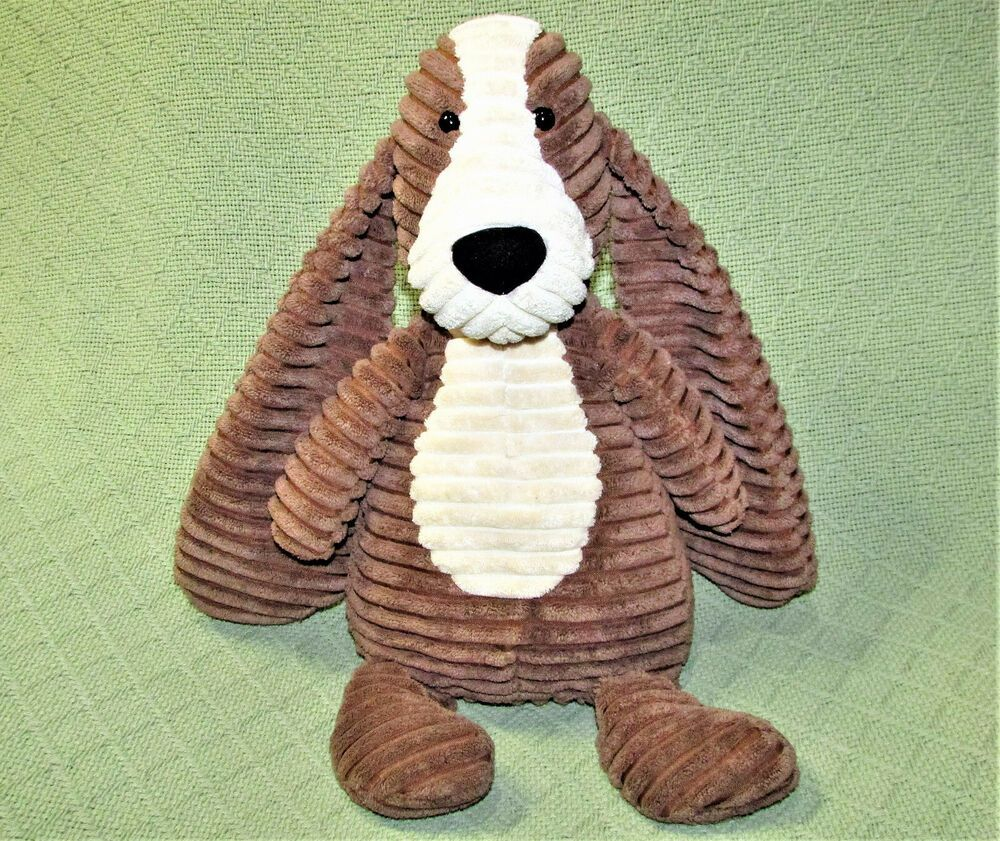 Details About 17 Jellycat Cordy Roy Hound Dog Stuffed Animal