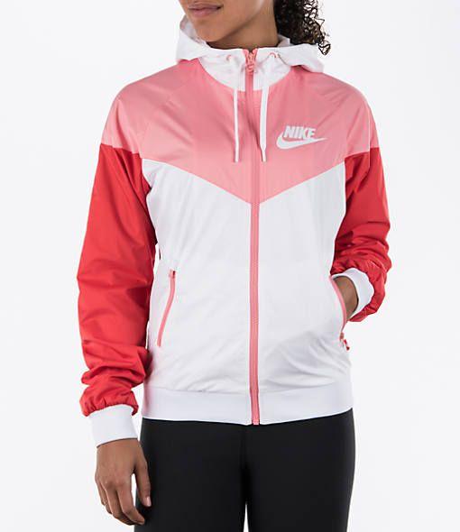 Nike Veste Windrunner Femmes Lubrifiant