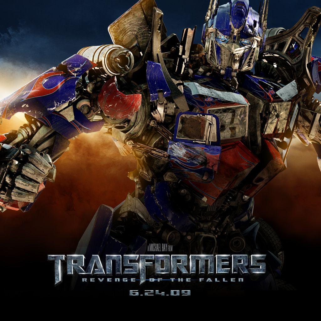 Optimus Prime Wallpaper Hd: Transformers 2 #iPad #Wallpaper
