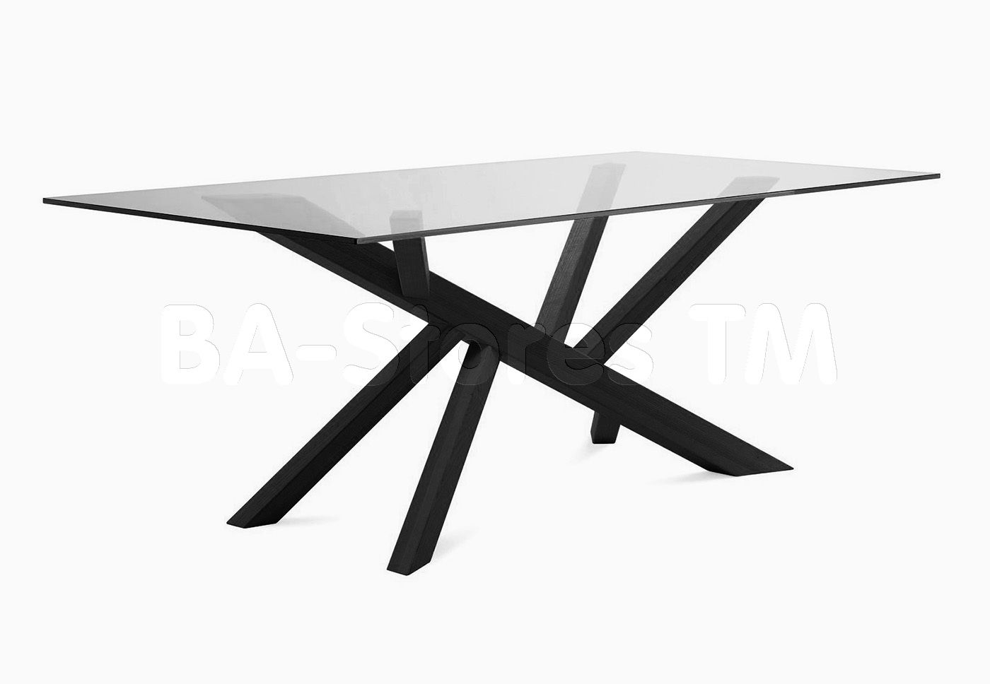 Tree Dining Table In Anthracite By Domitalia Dining Table