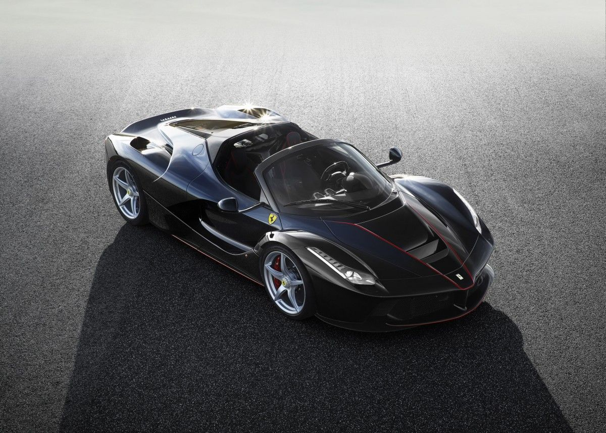 Did You Know That You Could Lease A LaFerrari With Premier - Sports cars you can lease