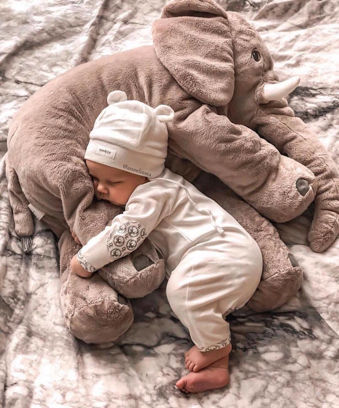 Kid Beautiful Girl Beauty Clothes Fashion Style Kidswear Baby Sleep Elephant Funny Babies Baby Inspiration Cute Little Baby
