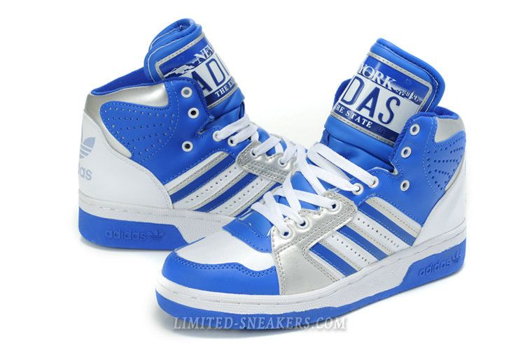 Adidas Originals Jeremy Scott JS License Plate Limited Shoes