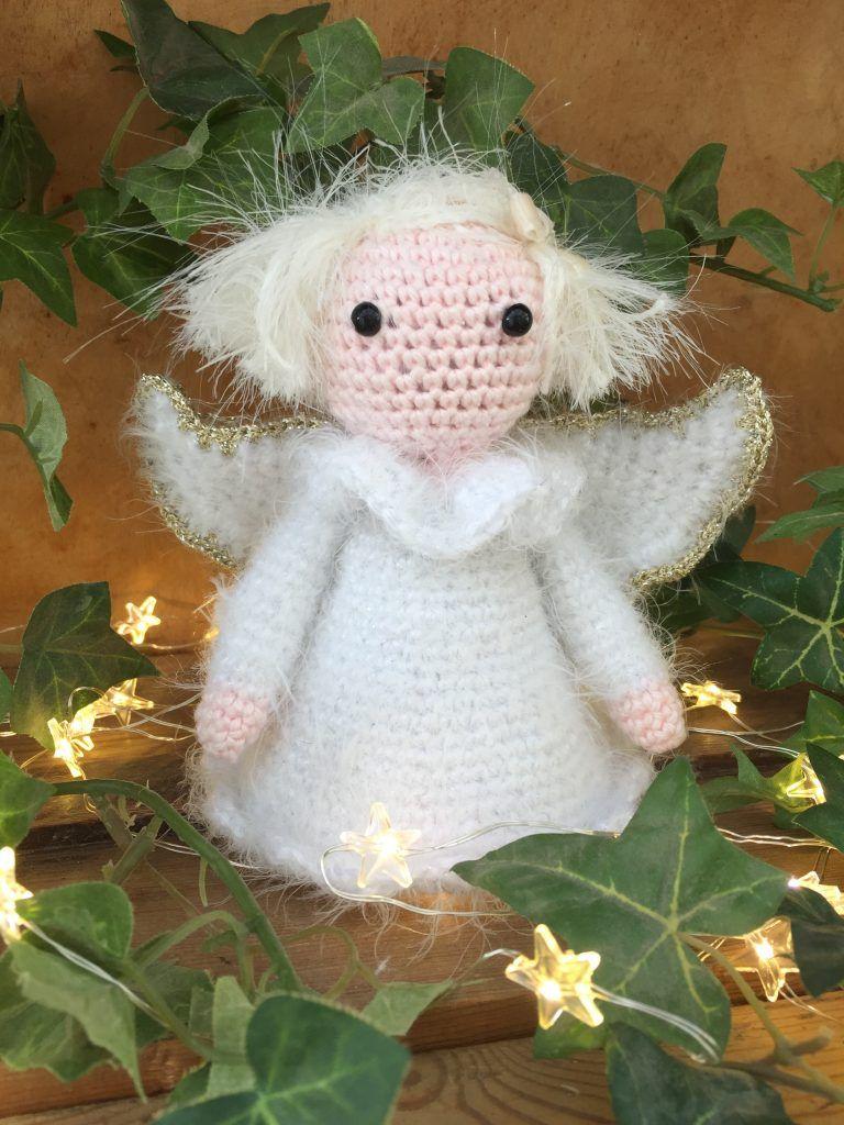 Crochet Club: A Christmas Angel | I heart Crochet :) | Pinterest ...