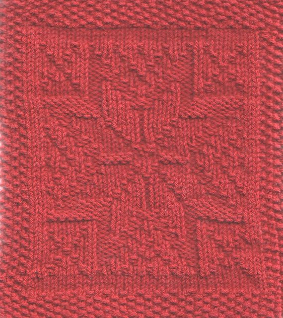 Dec. 25 Snowflake   Dishcloth knitting patterns, Dishcloth ...