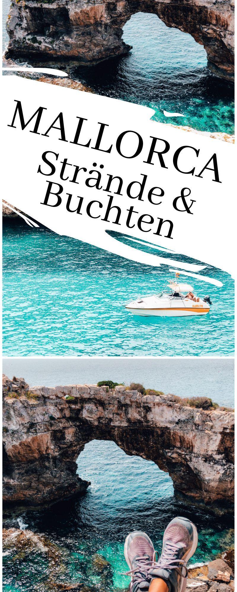 Die schönsten +15 Mallorca Strände und Badebuchten