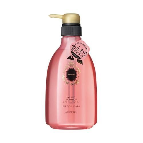 Shiseido Macherie Air Feel Shampoo Pump 05 Pound Check Out This Great Product Note It Is Affiliate Link To Amazon Hair Care Shiseido Hair Repair