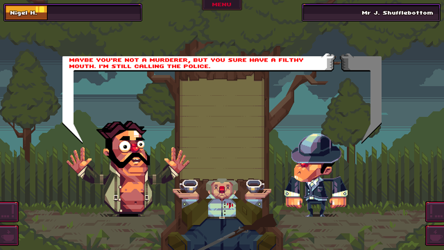 Oh… Sir!! The Insult Simulator coming to Xbox One and PS4 this Spring Are you ready to fling insults? Do you want to infuriate your friends? Can you become the one with the quickest quips? Oh… Sir!! The Insult Simulator is on the horizon! http://www.thexboxhub.com/oh-sir-insult-simulator-coming-xbox-one-ps4-spring/